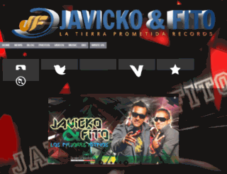 javickoyfito.com screenshot