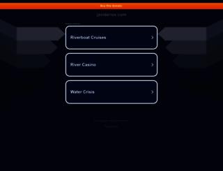 javiderios.com screenshot