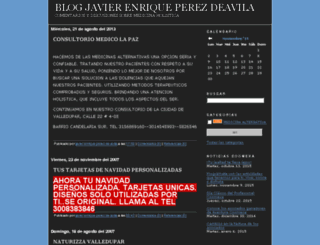 javierperez.comunidadcoomeva.com screenshot
