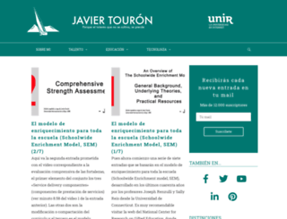 javiertouron.es screenshot