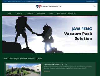 jawfeng.com screenshot