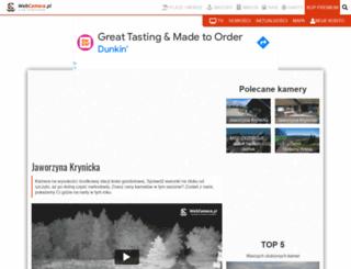 jaworzyna-stok.webcamera.pl screenshot