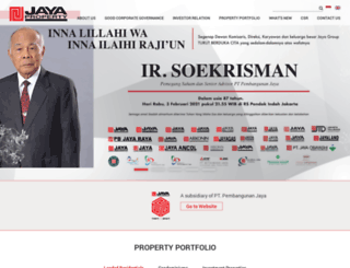 jayaproperty.com screenshot
