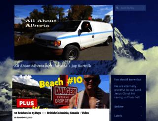 jaybortnik.blogspot.ca screenshot