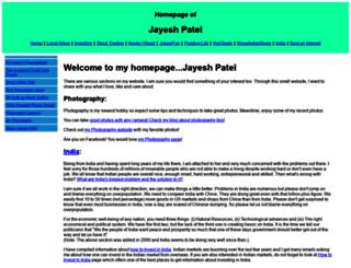 jayesh.profitfromprices.com screenshot