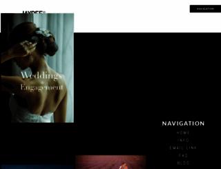 jaypeenoche.com screenshot