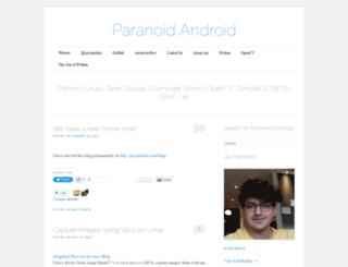 jayrambhia.wordpress.com screenshot