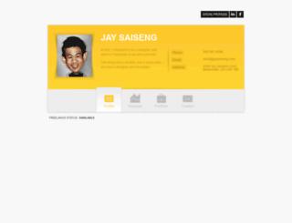 jaysaiseng.com screenshot