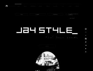 jaystyle.fr screenshot