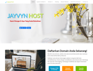 jayvyn-host.com screenshot