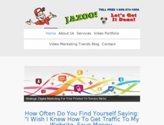 jazoo.info screenshot