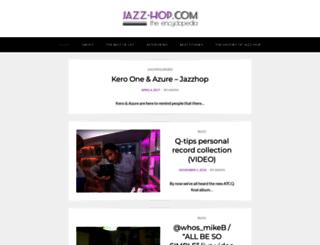 jazz-hop.com screenshot