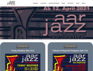 jazzaar.com screenshot