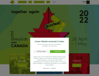 jazzahead.de screenshot