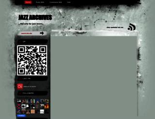 jazzarchives.blogspot.com screenshot