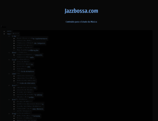 jazzbossa.com screenshot