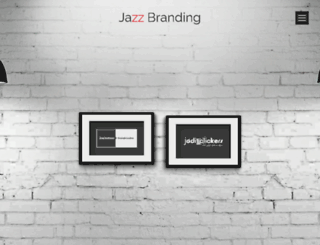 jazzbranding.com screenshot