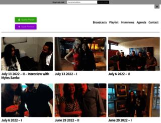 jazzmeeting.com screenshot
