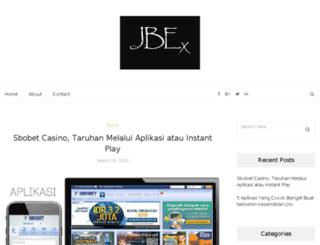 jbex.net screenshot