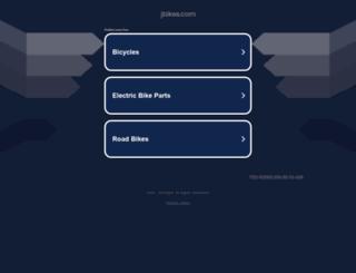 jbikes.com screenshot