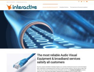 jbinteractive.com.au screenshot