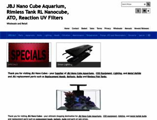 jbjnanocubes.com screenshot