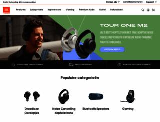 jbl.nl screenshot
