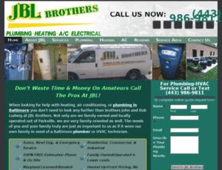 jblbrothers.com screenshot