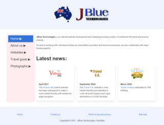 jblue.com.au screenshot