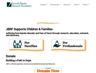 jbrf.org screenshot