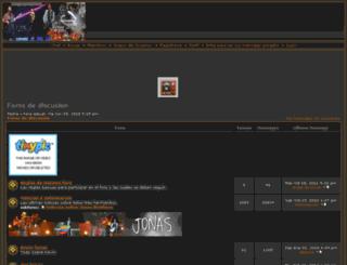 jbroscolombia.creatuforo.com screenshot