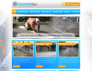 jbsconcretenyc.com screenshot