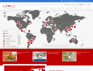 jbsglobal.com screenshot