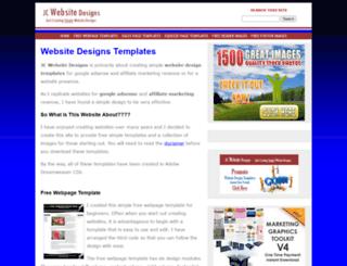jc-website-designs.com screenshot