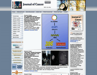 jcancer.org screenshot