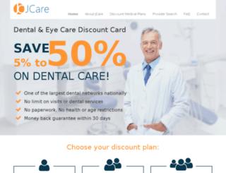 jcare.com screenshot
