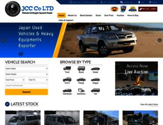jccjapan.com screenshot