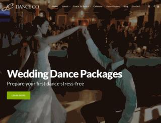 jcdanceco.com screenshot