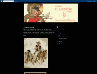jcleyendecker.blogspot.com screenshot