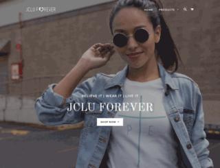 jcluforever.com screenshot