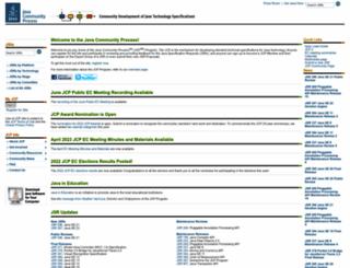 jcp.org screenshot