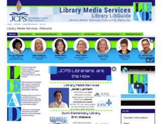 jcpsky.libguides.com screenshot