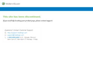 jcr.mediregs.com screenshot