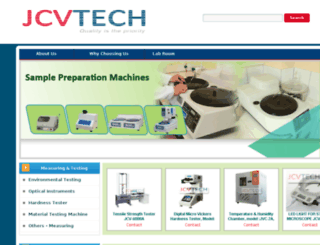 jcvtech.com screenshot