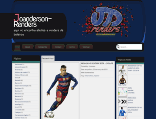 jd-renders.blogspot.com.br screenshot