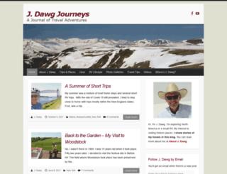 jdawgjourneys.com screenshot