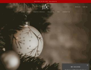 jdcsa.co.za screenshot
