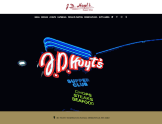 jdhoyts.com screenshot