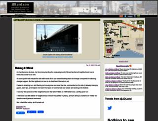 jdland.com screenshot