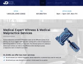 jdmd.com screenshot